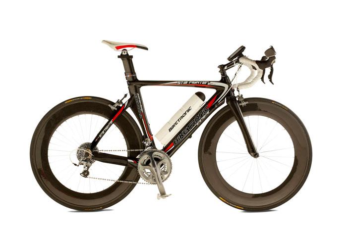e bike race